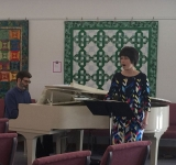 Matt-and-Jane-Baumer-provided-uplifting-musical-selections-during-the-January-24-Service
