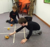 The-Harvest-Festival-gourd-tic-tac-toe-made-the-game-more-exciting.