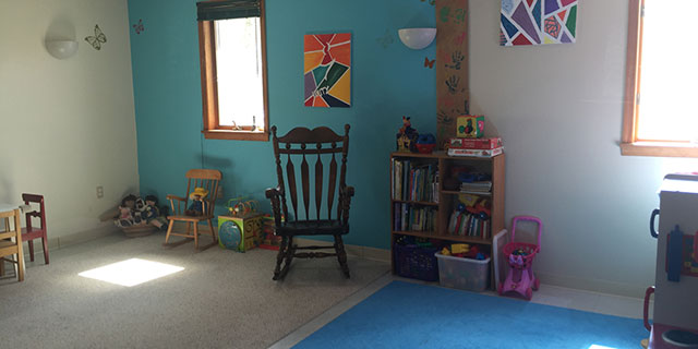 Nursery Space Doubles!