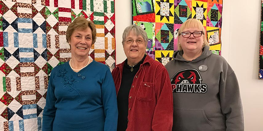 First Unitarian Universalist Church hosts Quilt Show Reception