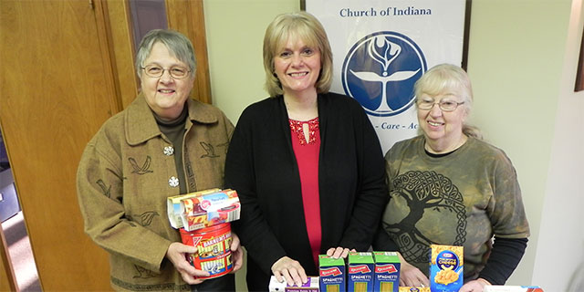 First UU Church ICCAP Donation