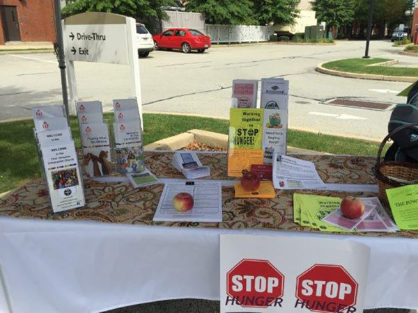 visitors-to-the-farmers-market-community-tent-were-able-to-pick-up-information-concerning-first-uu
